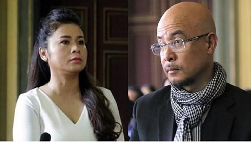 """""""Tiền nhiều để làm gì mà để ngày hôm nay ngồi như thế này?"""", ông Đặng Lê Nguyễn Vũ đã nói như thế trong phiên tòa xử ly hôn với bà Lê Hoàng Diệp Thảo."""