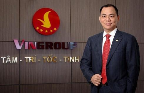 """Theo Chủ tịch Tập đoàn Vingroup Phạm Nhật Vượng, tiền là """"công cụ, phương tiện của mình làm việc"""""""