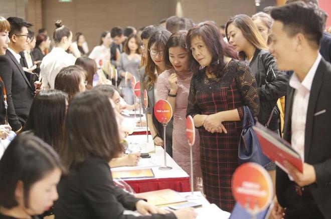 Mỗi sự kiện của VinCity Sportia đều thu hút rất đông khách hàng tham dự