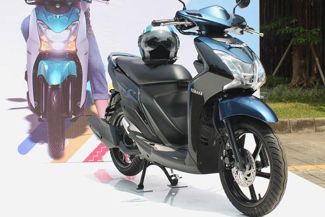 Mio S 2019 với giá bán rất rẻ tại Indonesia, chỉ từ 16.360.000 RP (khoảng 26 triệu đồng).