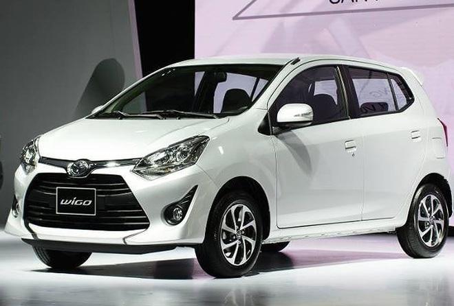 Toyota Wigo đang giảm giá mạnh trên sức ép từ đối thủ Hyundai Grand i10 và Kia Morning.