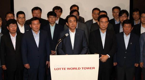 Những giám đốc ủng hộ người con út Shin Dong Bin