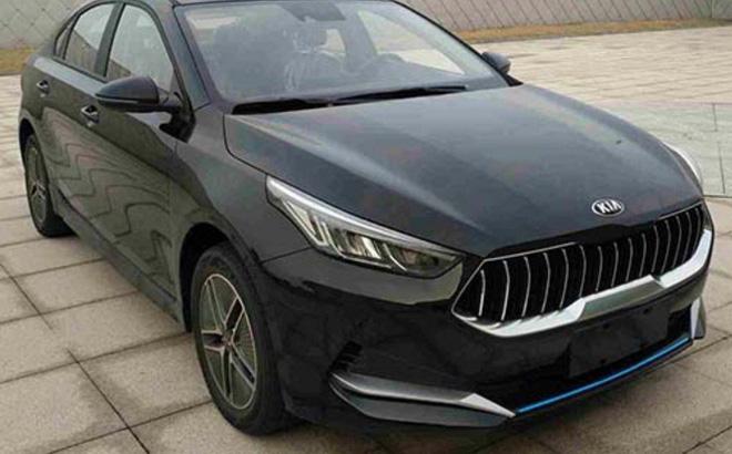 Kia K3 2019 dành riêng cho thị trường Trung Quốc.