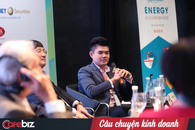 Nguyễn Duy - Tổng Giám đốc Kova Trading.