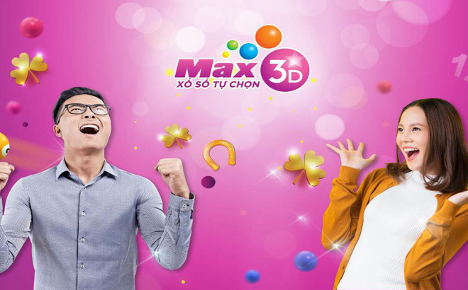 Xổ số tự chọn Max 3D, mảnh ghép tiếp theo của hệ sinh thái xổ số Vietlott