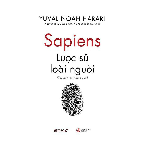 """""""Sapiens"""" - lược sử loài người."""