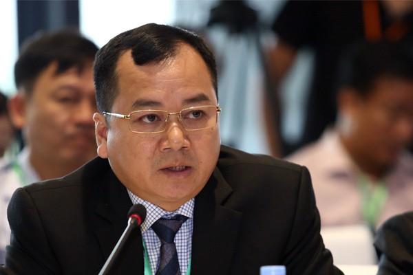 Ông Trần Đình Luân - Phó tổng cục trưởng Tổng Cục Thuỷ sản (Bộ NN&PTNT)