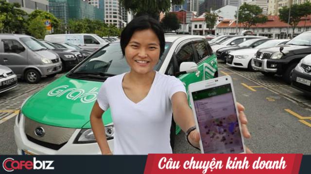 Đồng sáng lập Tan Hooi Ling của Grab