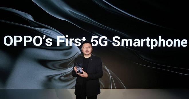 OPPO ra mắt chiếc smartphone 5G đầu tiên tại sự kiện công nghệ MWC ở Barcelona vào tháng 2/2019
