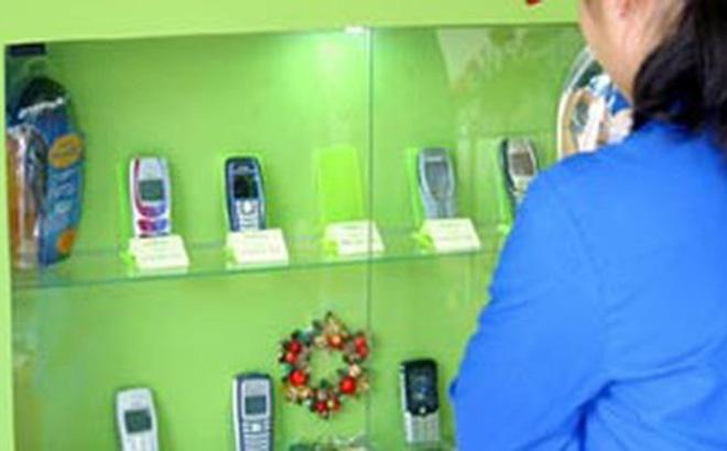 Điện thoại Nokia từng một thời làm mưa làm gió tại thị trường điện thoại di động trong nước.