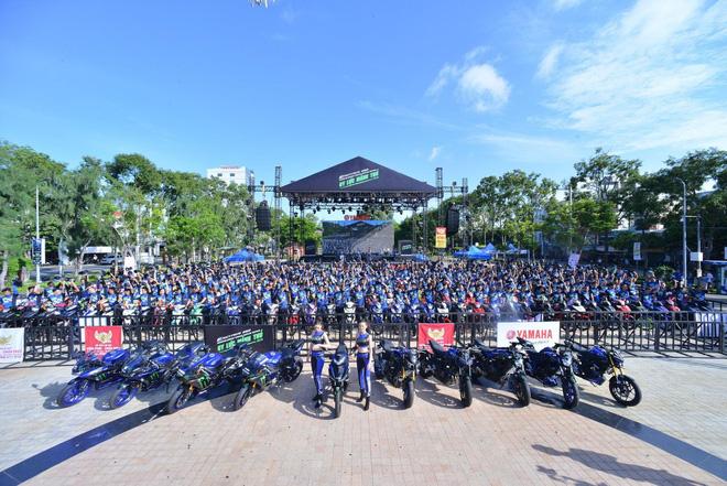 Hơn 4500 anh em yêu Exciter tụ hội tại Exciter Fest Cần Thơ 18/05