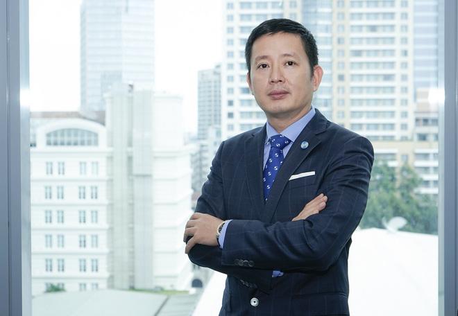 Ông Nguyễn Cảnh Vinh. Ảnh: Eximbank.