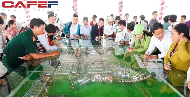 Bên cạnh nhắm đến việc chuẩn bị trước nguồn nhân lực để triển khai các dự án mới tại thị trường tỉnh thì mục tiêu của các doanh nghiệp địa ốc là xây dựng nền tảng thương hiệu vững chắc trên thị trường