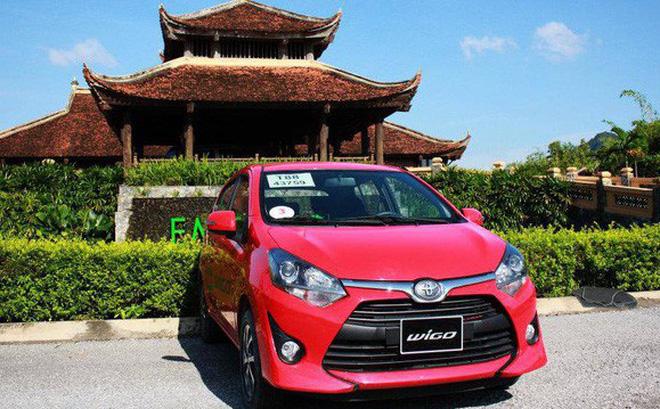 Ô tô nhập khẩu từ Indonesia hiện nay hầu hết là xe giá rẻ