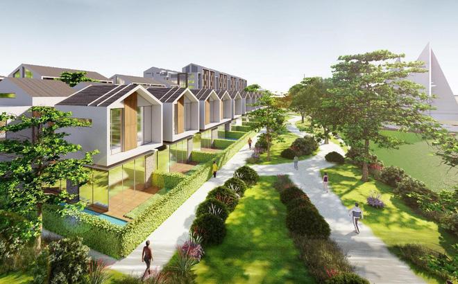 Phối cảnh dự án Golden Coco Hội An