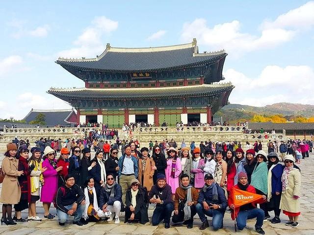 Hàn Quốc là một trong những thị trường thu hút khách du lịch Việt Nam.
