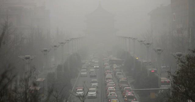 Ô nhiễm không khí ở Trung Quốc