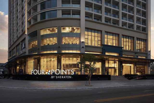 Four Points by Sheraton Đà Nẵng và Altara Suites Đà Nẵng là sản phẩm BĐS nổi bật của Alphanam Group .