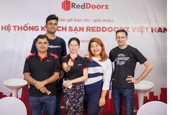 RedDoorz vừa chính thức làm lễ ra mắt vào tháng 3/2019.