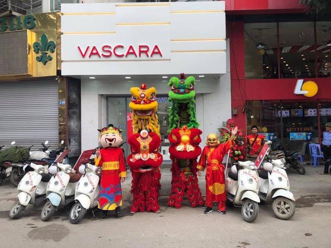 Chiếm lĩnh thị trường Miền Nam, Vascara mạnh mẽ Bắc tiến