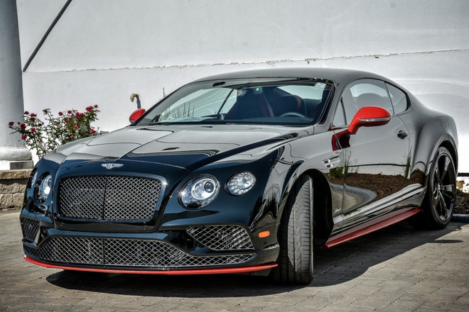 Bentley Continental GT là mẫu xe thể thao cỡ lớn của hãng xe Anh quốc.