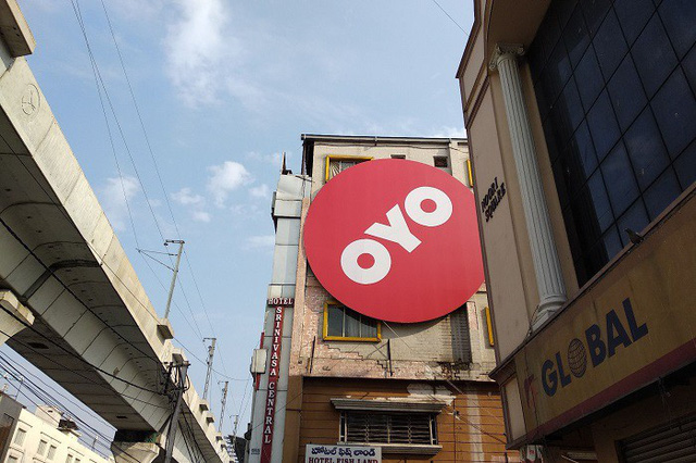 OYO được định giá 5 tỷ USD trong vòng gọi vốn vào tháng 9/2018. Ảnh: Shutterstock.