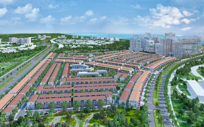 Phối cảnh dự án Nhơn Hội New City