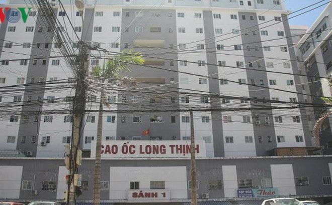 Chung cư Long Thịnh