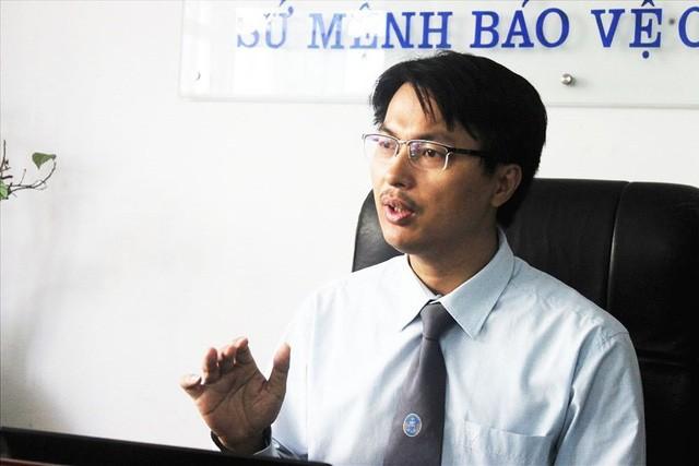 Luật sư Đặng Văn Cường - Đoàn Luật sư TP.Hà Nội