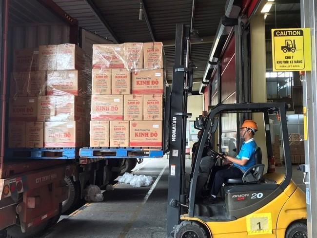Các thùng BTT được các doanh nghiệp trong nước vận chuyển từ sớm để phục vụ cho khách hàng tại các nước phát triển.