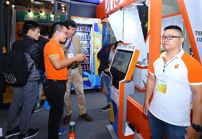"""""""Kì lân"""" công nghệ đầu tiên của Việt Nam là VNG cũng đang đầu tư vào lĩnh vực công nghệ tài chính (ảnh: Đ.H)."""