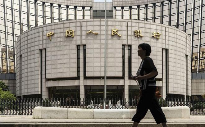 Ngân hàng Nhân dân Trung Quốc sẽ phát hành tiền ảo riêng. (Ảnh: Bloomberg)