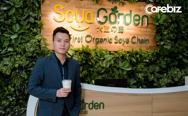 Hoàng Anh Tuấn – CEO Soya Garden