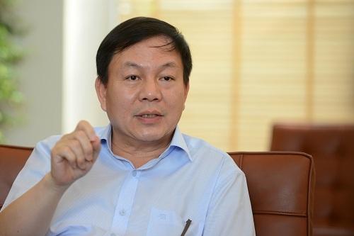 """""""Ngay ở thời điểm hiện, tôi nghĩ Huawei đang gặp khó khăn ở Việt Nam, vì các công ty khác cũng không sử dụng thiết bị của họ"""", ông Dũng nói."""