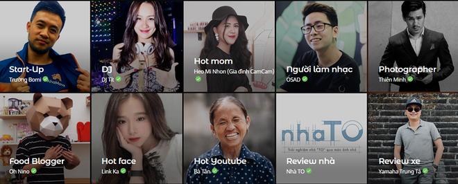 Rất nhiều hot Facebooker, YouTuber đã tham gia Lotus