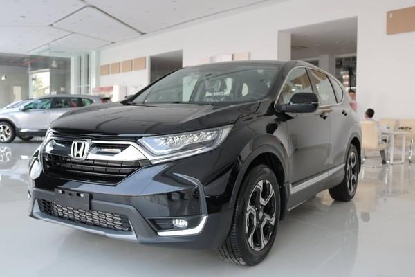 Honda CRV đã chuyển từ sản xuất sang nhập khẩu từ năm 2018