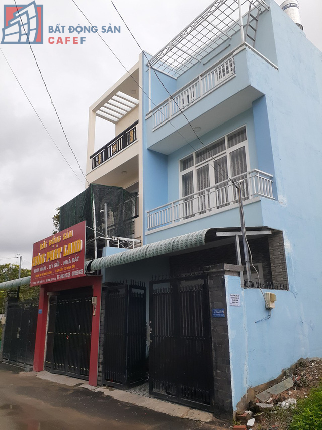 Nhà riêng có giá trên dưới 3 tỉ đồng/căn tại khu vực ven Sài Gòn ghi nhận mức thanh khoản khá tốt