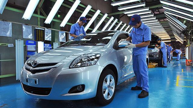 Xe nội ngày càng bị lấn át với xe ASEAN