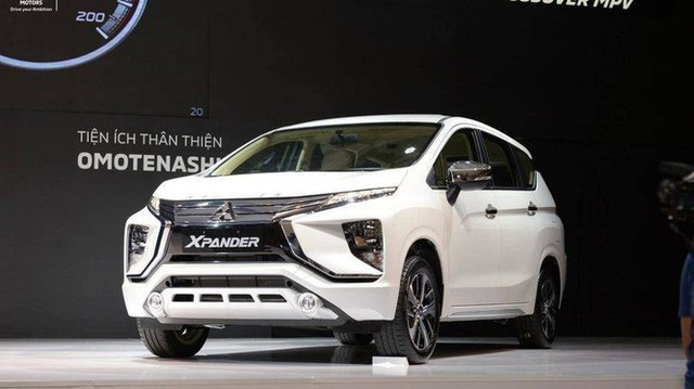 Mitsubishi Xpander đang nhận được nhiều sự quan tâm của khách hàng. Ảnh BD.