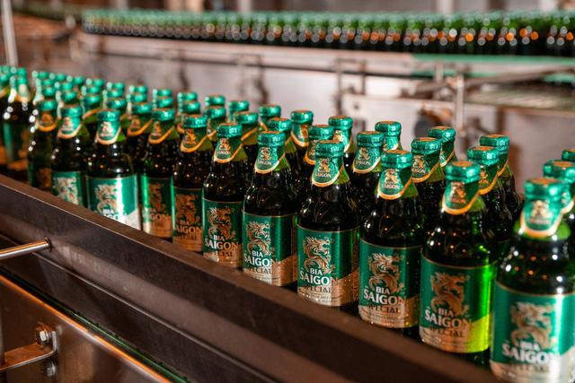 Với nền móng vững chắc, SABECO không ngừng phấn đấu trở thành niềm tự hào của ngành bia, rượu, nước giải khát Việt Nam