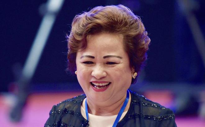 Bà Nguyễn Thị Nga được mệnh danh là nữ tướng của BRG.