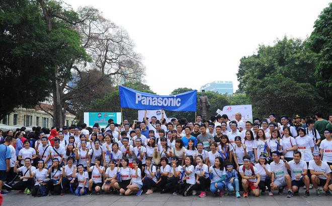 Panasonic Việt Nam luôn đặt yếu tố con người lên hàng đầu, làm nền tảng cho mọi hoạt động của doanh nghiệp