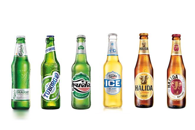 Carlsberg tự hào đồng hành cùng Việt Nam với những dòng bia có chất lượng vượt trội được thế giới công nhận