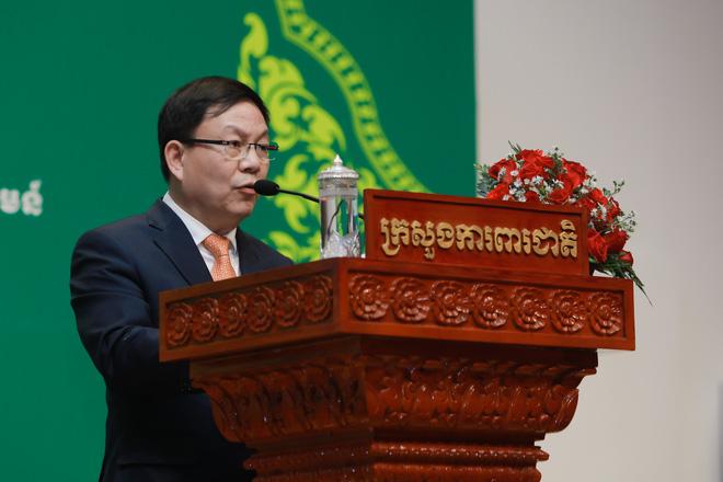 Ông Lê Đăng Dũng - Chủ tịch Tập đoàn Viettel