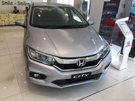 Hãng Honda cũng có chính sách ưu đãi cho khách hàng