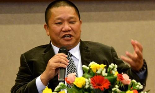 Ông Lê Phước Vũ.
