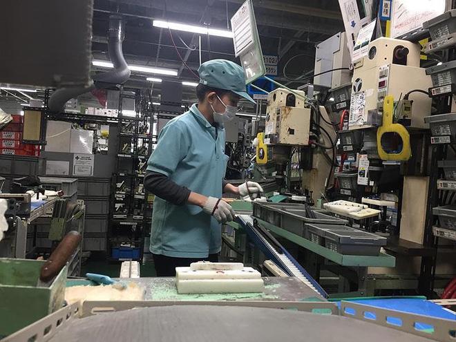Không chỉ dân số già, mà Nhật Bản cũng rơi vào tính cảnh thiếu lao động có tay nghề phải tiếp nhân lao động từ Việt Nam và một số quốc gia khác. Ảnh: P.ĐIỀN