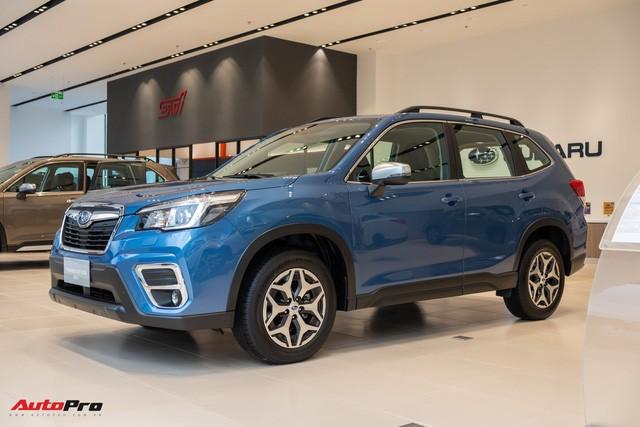 Subaru Forester đổi sang nhập Thái Lan đã giảm giá mạnh, nay còn tiếp tục giảm giá thêm lần nữa.