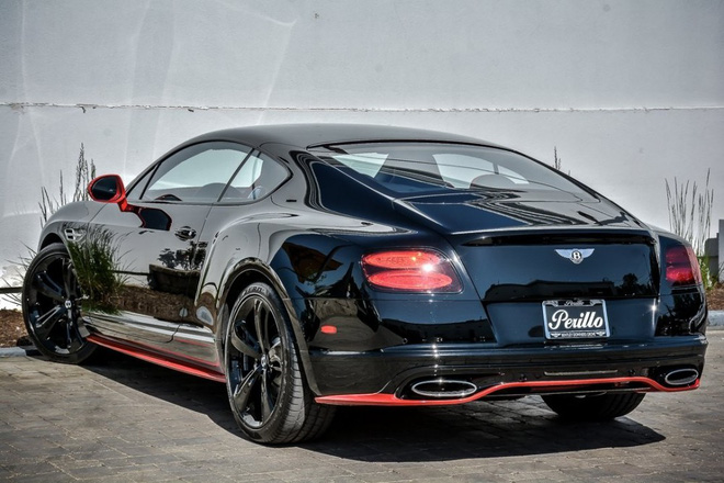 Tại Mỹ, chiếc Bentley Continental GT Speed đời mới nhất (2018) có giá bán khoảng 264.300 USD, tương đương 6 tỷ đồng.