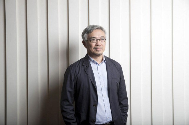Tos Chirathivat, CEO Central Group. Ảnh: Bloomberg.